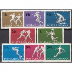 Rumunija 1969. Sportas