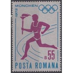 Rumunija 1972. Miuncheno...