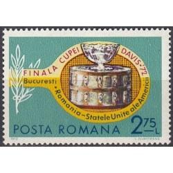 Rumunija 1972. Davis Cup...