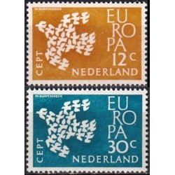 Netherlands 1961. CEPT:...