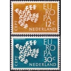 Nyderlandai 1961. CEPT:...