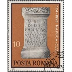 Rumunija 1974. Miestų istorija
