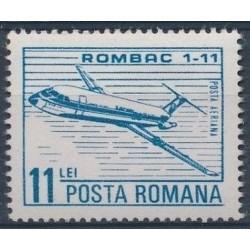 Romania 1983. Airplanes