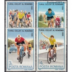 Romania 1986. Cycling