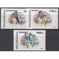 Rumunija 1999. Olimpinės...