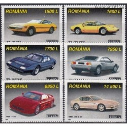 Romania 1999. Ferrari