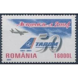 Rumunija 2004. Aviacija