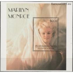 Tuva (Rusija) 1996. Marilyn...