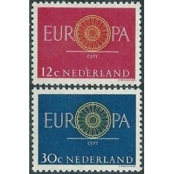 Netherlands 1960. Stylised...