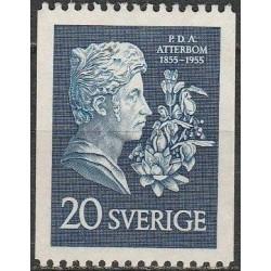 Švedija 1955. Rašytojai