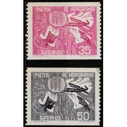 Švedija 1963. Kova su badu