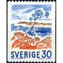 Švedija 1967. Pajūrio...
