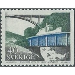 Švedija 1968. Dalslando...
