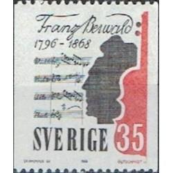 Sweden 1968. Composer