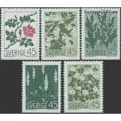 Švedija 1968. Gėlės