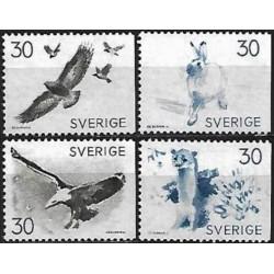 Sweden 1968. Animals