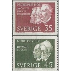 Švedija 1968. Nobel...