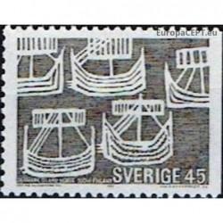 Sweden 1969. Post history