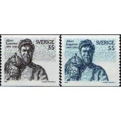 Sweden 1969. Albert...