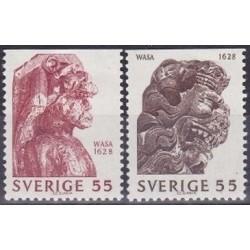 Švedija 1969. Karo laivo...