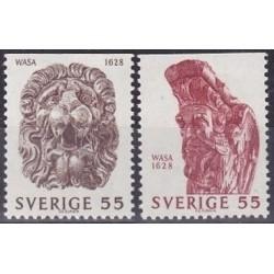 Švedija 1969. Karo laivas...
