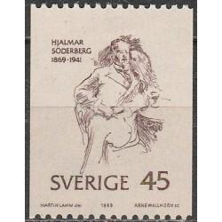 Švedija 1969. Rašytojas