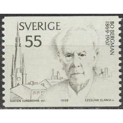 Sweden 1969. Bo Bergman...
