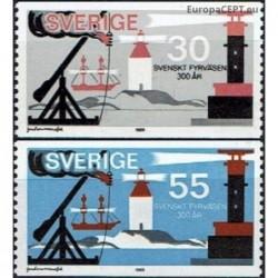 Švedija 1969. Švyturiai