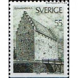 Sweden 1970. Glimmingehus...