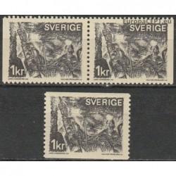 Švedija 1970. Kalnakasys