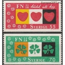 Sweden 1970. United Nations