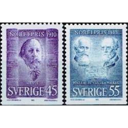 Sweden 1970. Nobel Prize...
