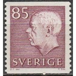 Švedija 1971. Karalius...