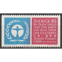 Švedija 1972. Aplinkos apsauga