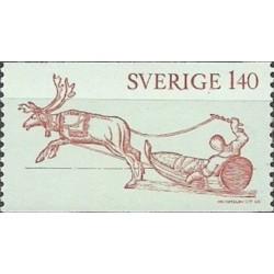 Sweden 1972. Transport