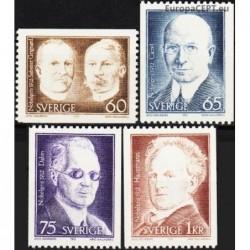 Sweden 1972. Nobel Prize...