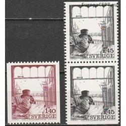 Švedija 1974. Laikraščiai
