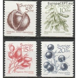 Sweden 1983. Fruits and...