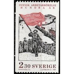 Švedija 1989. Darbininkų...