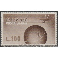 San Marino 1947. Airplanes