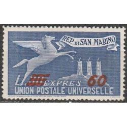 San Marino 1947. Universal...