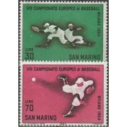 San Marino 1964. Baseball