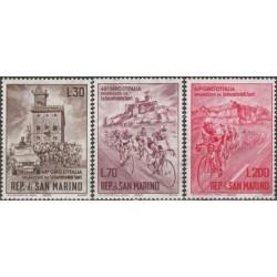 San Marino 1965. Tour of Italy