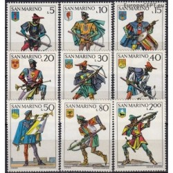 San Marino 1973. Old-time...