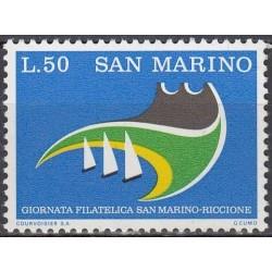 San Marino 1974. Day of the...