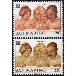San Marino 1976. UNESCO