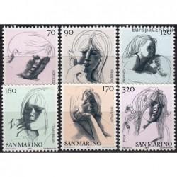 San Marino 1977. People