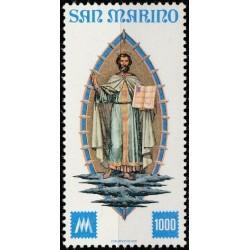 San Marinas 1977. Šventasis...