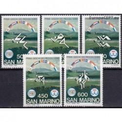 San Marino 1985. Sport...