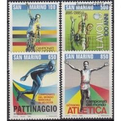 San Marino 1995. Sport events